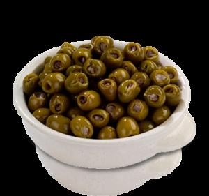 Olive farcite con acciuga - Latta Alpes