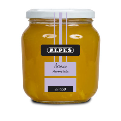 Marmellata di arance Alpes