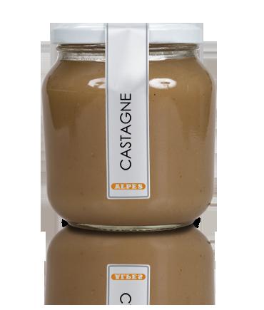 Crema di castagne - Alpes